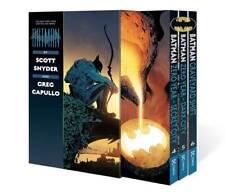 BATMAN by SCOTT SNYDER & GREG CAPULLO TPB BOX SET 2 Collects Volumes 4-6 TP