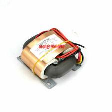 30VA copper R-core audio  transformer 0-115V*2 to 15V-0-15V 0-9V 0-9V for DAC