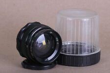 ⭐ Grand Prix Brussels ⭐ Mir 1B Black 37mm f2.8 for Zenit, SLR cameras, M42 Exc.