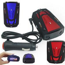 V7 Cobra 16 Band 360 Car Anti-Police GPS Camera Laser Radar Detector Voice Alert