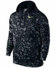 "Nike ""KO Splinter"" Therma-Fit Training Hoodie Black/Cool Grey Men's 2XL BNWT!"