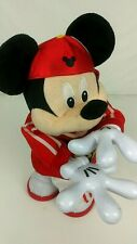 Fisher Price Mickey Mouse Dancing Animated Doll Toy Battery Operated Figure