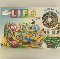 New Hasbro C3893 The Game of Life