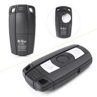 Auto Car Remote Key Fob Case Shell Blade For BMW SERIA 1 3 5 6 7 E90 E91 E93