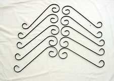 10   Off Wrought Iron Scrolls Weldable Mild Steel Gates Railings