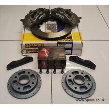 Peugeot 306 GTI-6 & Rallye AP racing 4 pot kit - 304mm (Pro 5000R) SPOOX