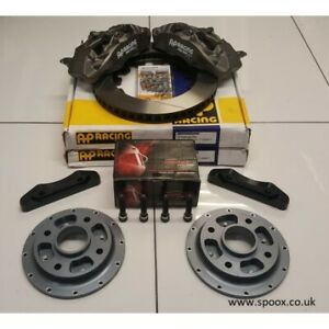 Peugeot 106 GTI & Rallye AP Racing 4 pot kit - 304mm (Pro 5000R) SPOOX