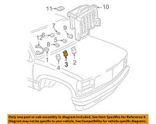 GM OEM-ABS Relay 21997408