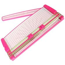 Quality Desktop Paper Trimmer with Ruler, for Craft Paper etc. Free UK P&P