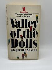 Valley of the Dolls, Jacqueline Susann. Vtg Pb, 1967, Good Vtg Condition