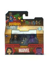 Marvel Minimates Jessica Jones & Purple Man The Defenders Series Wave 75 New
