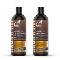 Natural Argan Oil Shampoo & Condtioner Treatment Collection - Sulfate Free 16 oz