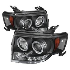 Spyder Auto 5074225 DRL Projector Headlights Fits 08-12 Escape