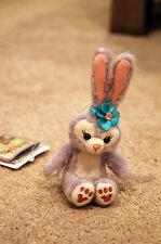 Stella Lou US SHIP – Tokyo Disney Sea Duffy Friends Plush Toy Strap w/ FREE Bag