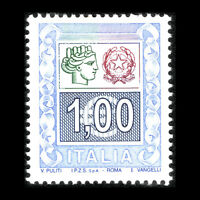 Italy 2002 - Definitive High Values - Sc 2454 MNH