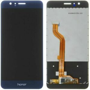 Original LCD Screen For Huawei Honor 8 Smartphone Refurbished Parts New Blue
