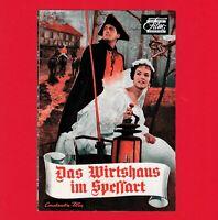 Das neue Filmprogramm Das Wirtshaus im Spessart, Liselotte Pulver