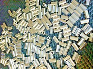 GRAND SLAM ALUMINUM SLEEVES - BULK PACK 500 COUNT