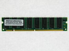 256MB 168p PC133 CL3 8c 32x8 SDRAM DIMM 1RX8