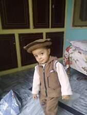 Handmade 100% Woolen Solid Hats for Men  44609091d441
