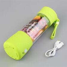Portable Mini Electric Juice Cup USB Recharging Milkshake Blender Bottle AB1