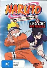 NARUTO Jump Festa Collection DVD NEW