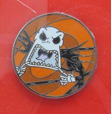 Nightmare Before Christmas Angry Jack Skellington Pin New Nip Disney Store 2006