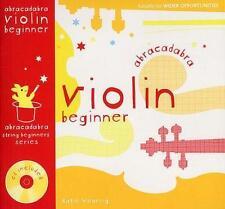Abracadabra violín Principiante Libro/CD-mismo día P + P