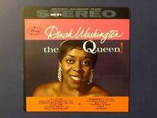 DINAH WASHINGTON~the queen TOP COPY! Mercury 1959 all ORIGINAL ~ everything Nm