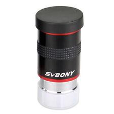 "SVBONY 1.25 ""FMC 68 ° Ultra Weitwinkel 6mm Relief Okulare für Astro Teleskop DE"