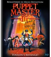 Puppet Master 3 [New Blu-ray] Puppet Master 3 [New Blu-ray] Remastered