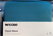 "Incase 12"" Macbook Pro Neoprene Classic Sleeve - Blue Turquoise"
