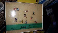 N Kramer Products Gift Set # 2, Backyard Baseball Team NIB Detailed Cast Metal