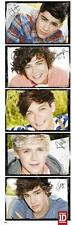 One Direction : Solo's - Door Poster 53cm x 158cm (new & sealed)