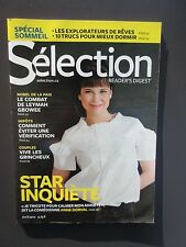 """Selection Reader's Digest Magazine Avril 2011 Fr. Neuf  """"Star Inquiete A. Dorval"""