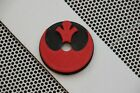 """Rebel Insignia Inspired 45 RPM 7"""" Record Adapter"""