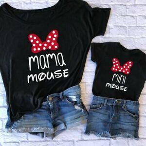 Mother and daughter matching t shirts/ Women t-shirts /Kids Custom T-shirts