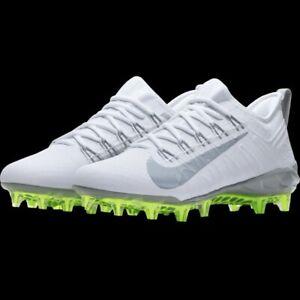 Nike Alpha Huarache 7 LAX Lacrosse Low Cleats CJ0265-101 Size 12 Men's NEW