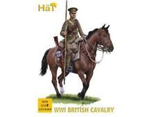 Hat 1/72 8272 WWI British Cavalry