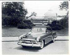 1954 Chrysler Windsor Deluxe Convertible Photograph aa5767-NYXTXW