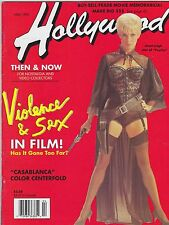 APRIL 1990 HOLLYWOOD STUDIO vintage movie magazine JANET LEIGH - PYSCHO