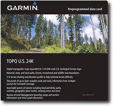 Garmin TOPO US 24K - Northern Plains Maps for Dakota 20 nüvi 12XX, 13XX, 14XX, 1