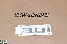 """BMW E85 Z4 Emblem """"3.0i"""" For Fender Left/Right GENUINE BRAND NEW 51 14 7 114 723"""