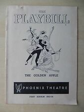January 29th, 1951 - Alvin Theatre Playbill - Darkness At Noon - Claude Rains