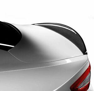 Maserati Granturismo Carbon Fiber Rear Boot Spoiler (Flat Boot Only)