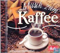 Musik zum Kaffee + CD + Entspannende Kaffeemusik + Afrika, Mittel- & Südamerika