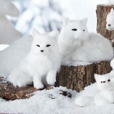 Plush Fox Ornament