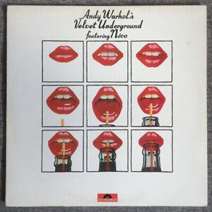 """Andy Warhol's Velvet Underground, Featuring Nico. 12"""" Vinyl 2 x LP. Gatefold"""