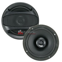"""Memphis Audio 15-SRX62 Street Reference Series 6-1/2"""" 2-Way Car Speakers New"""