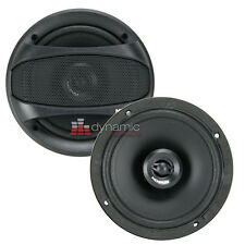 "Memphis Audio 15-SRX62 Street Reference Series 6-1/2"" 2-Way Car Speakers New"